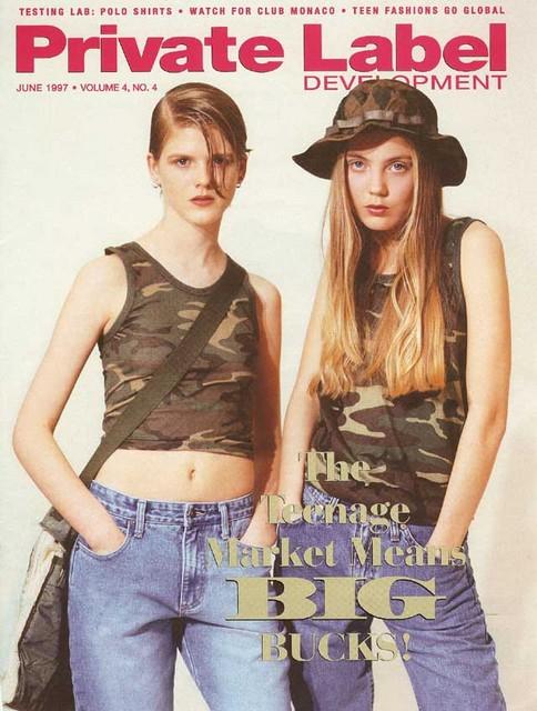 Private Label Magazine Cover