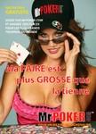 Cover of Mr. Poker Magazine